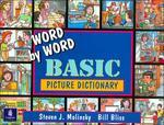 Word by Word Basic Picture Dictionary =모서리및 테두리 약간의 해짐외 내부 낙서없이 깨끗합니다