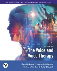 [해외]The Voice and Voice Therapy with Enhanced Pearson Etext -- Access Card Package [With Access Code]