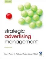 [해외]Strategic Advertising Management
