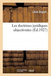 Les Doctrines Juridiques Objectivistes