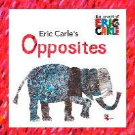 [해외]Eric Carle's Opposites