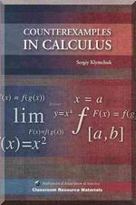 [해외]Counterexamples in Calculus