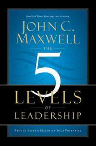[해외]The 5 Levels of Leadership (Hardcover)