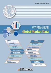 ICT 핵심산업별 Global Market Data(Market Data 2018-13)