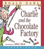 [보유]Charlie and the Chocolate Factory (Audio CD) [UNABRIDGED]