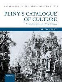 [해외]Pliny's Catalogue of Culture