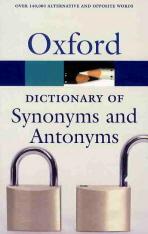 OXFORD DICTIONARY OF SYNONYMS AND ANTONYMS(SECOND EDITION)  (정)/새책수준 / ☞ 서고위치:Oj-3  *[구매하시면 품절로 표기 됩니다]