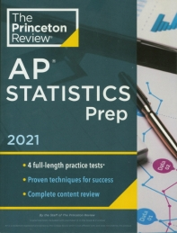 Princeton Review AP Statistics Prep (2021)
