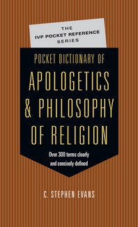 [해외]Pocket Dictionary of Apologetics Philosophy of Religion (Paperback)