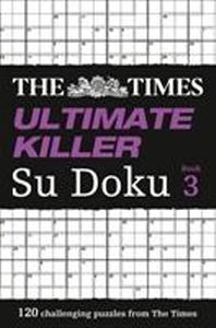 [해외]The Times Ultimate Killer Su Doku, Book 3 (Paperback)