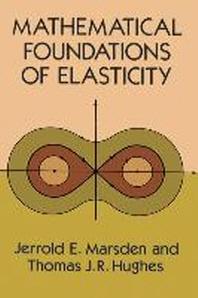 [해외]Mathematical Foundations of Elasticity