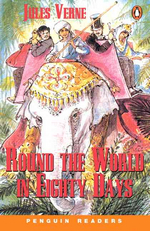Round the World in Eighty Days(Penguin Readers Level 2)