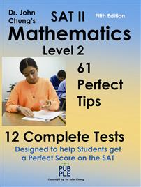 Dr. John Chung's SAT II Math level 2