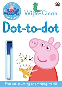 Peppa: Wipe-clean Dot-to-Dot (Peppa Pig)