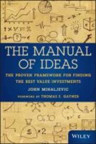 [해외]The Manual of Ideas (Hardcover)