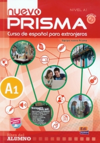 Nuevo Prisma A1 Alumno + CD