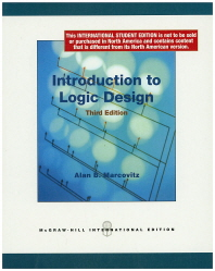 Introduction to Logic Design, 3/E