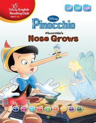 Disney - Pinnocchio pinnocchio's nose grows