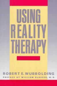 [해외]Using Reality Therapy