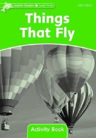 Dolphins 3 (AB) Things That Fly (Activity Book)