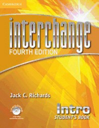 Interchange: Intro Students Book