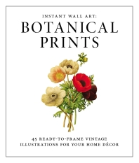 Instant Wall Art - Botanical Prints