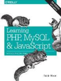 [해외]Learning PHP, MySQL & JavaScript (Paperback)