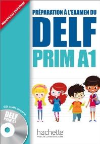 Delf Prim A1 : livre de l'e + CD audio