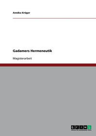 Gadamers Hermeneutik