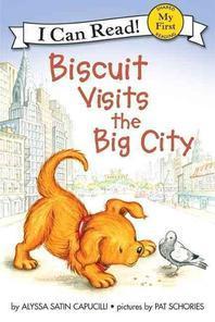 [해외]Biscuit Visits the Big City