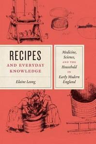 [해외]Recipes and Everyday Knowledge