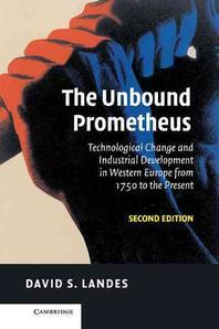 The Unbound Prometheus hardcover