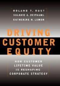 [해외]Driving Customer Equity
