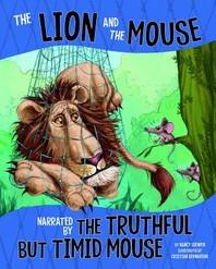 [해외]The Lion and the Mouse (Hardcover)