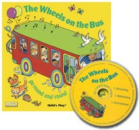 Wheels on the Bus : Go Round and Round with CD (Audio)