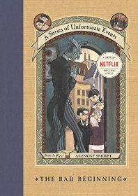 THE BAD BEGINNING(A SERIES OF UNFORTUNATE EVENTS 1) Hardcover