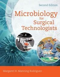 [해외]Microbiology for Surgical Technologists (Paperback)