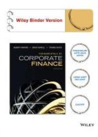 Fundamentals of Corporate Finance, Binder Ready Version