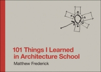 [해외]101 Things I Learned in Architecture School (Hardcover)