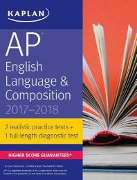 AP English Language & Composition 2017-2018(Paperback)