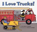 [해외]I Love Trucks! Board Book