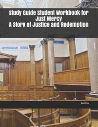 [해외]Study Guide Student Workbook for Just Mercy A Story of Justice and Redemption