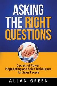 [해외]Asking the Right Questions