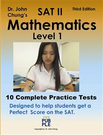 Dr. John Chung's SAT II Math Level 1
