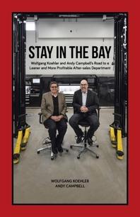 [해외]Stay in the Bay (Paperback)