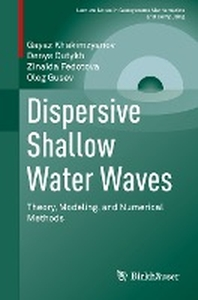 [해외]Dispersive Shallow Water Waves