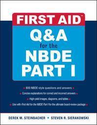 [해외]First Aid Q&A for the Nbde Part I