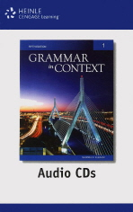 GRAMMAR IN CONTEXT. 1(FIFTH EDITION)(CD1장)