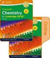 [해외]Complete Chemistry for Cambridge Igcserg Print and Online Student Book Pack