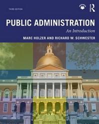Public Administration : An Introduction 3/E
